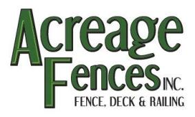 Acreage Fences, Inc., Omaha, , NE