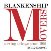 Blankenship Movers, Chicago, , IL
