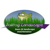 Bullfrog Landscape Maintenance & Painting Services
