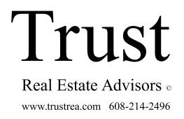 Trust Real Estate Advisors, Monroe, , WI