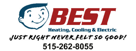 Best Heating Cooling & Electric, Des Moines, , IA
