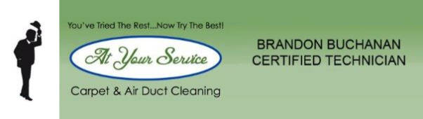 At Your Service Carpet & Air Duct Cleaning
