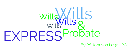 RS Johnson Legal, PC presents Wills & Probate Express