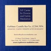 NY Center for Divorce & Family Mediation, New York, , NY