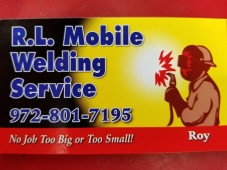 RL Mobile Welding Service, Allen, , TX