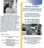 Glenn Helder Home Inspection Service