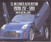 El Mecanico Auto Repair, Green Bay, , WI