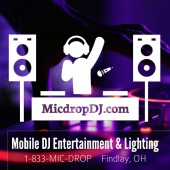 MicDrop Productions, Findlay, , OH