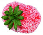 MARSIPANFORM Jordbær 2x40gr