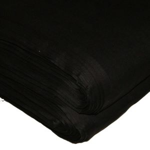 Rubia Black Dastar (Turban)