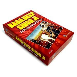 Jigsaw Puzzle - Baba Deep Singh Jee