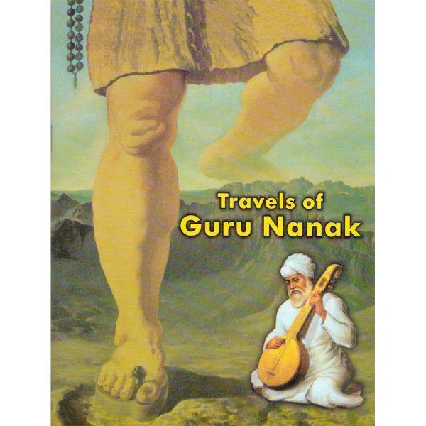 Travels of Guru Nanak Activity Book 1