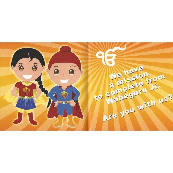 Super Singh & Super Kaur 2