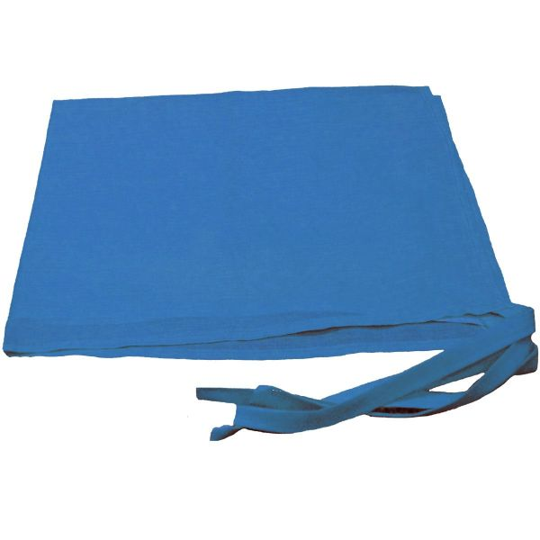Sky Blue Patka with strings (Small) 1