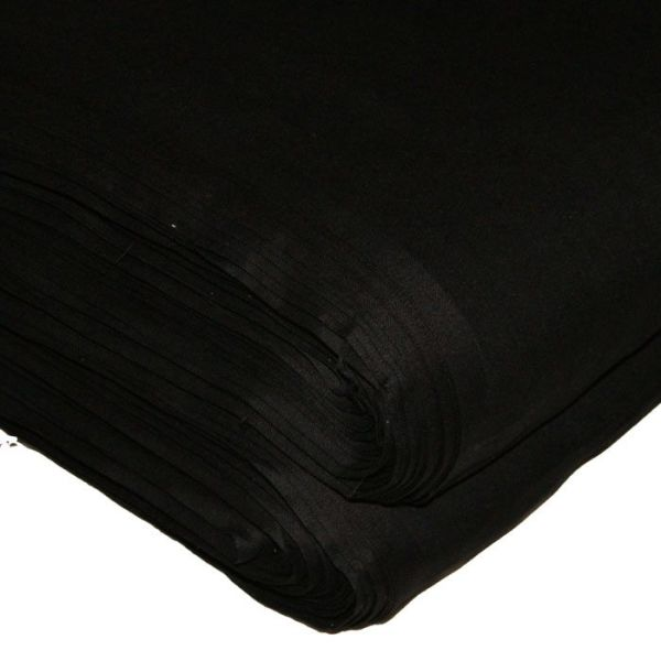 Rubia Black Dastar (Turban) 1