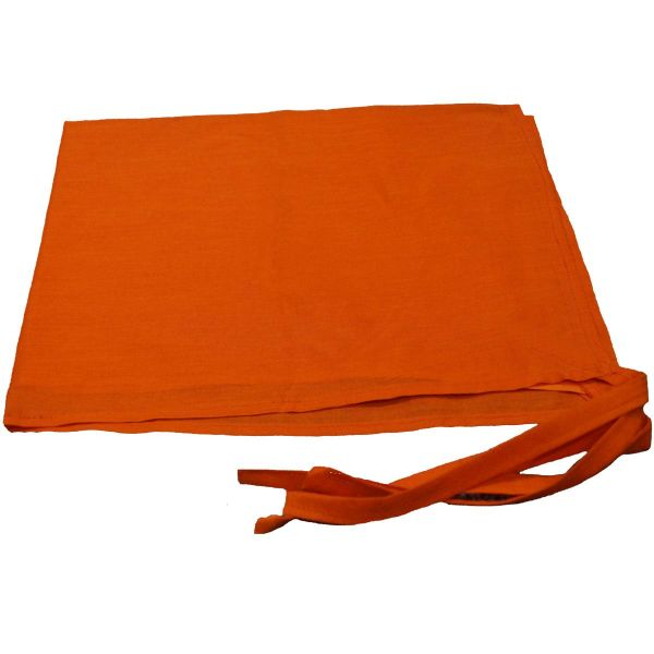 Orange Patka with strings (Large) 1