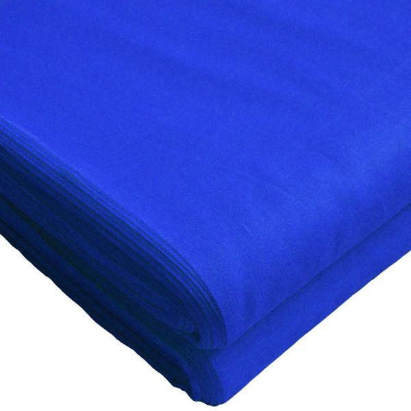 Mal Mal Blue Dastar (Turban) 1