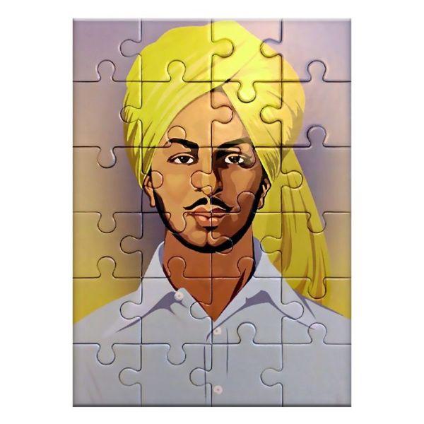 Jigsaw Puzzle – Shaheed Bhagat Singh 2