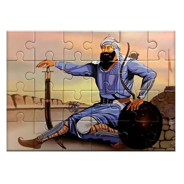 Jigsaw Puzzle – Baba Banda Singh Bahadur 2