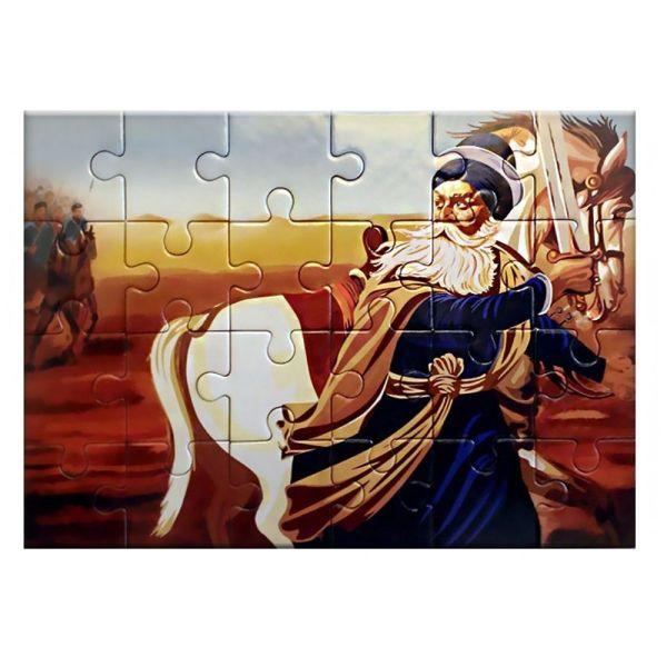 Jigsaw Puzzle – Baba Deep Singh Jee 2