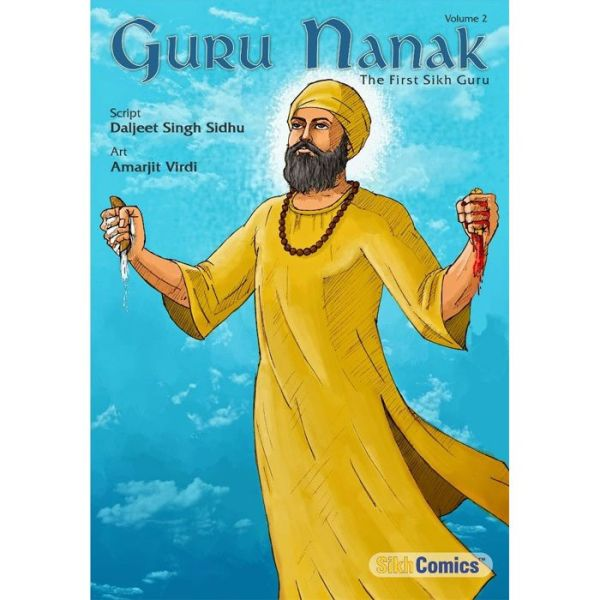 Guru Nanak Dev Jee Graphic Novel Volume 2 1