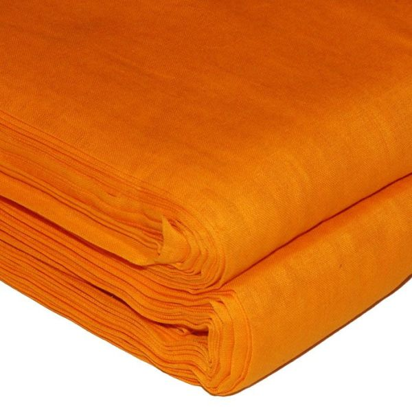 Full Voile Orange Dastar (Turban) 1