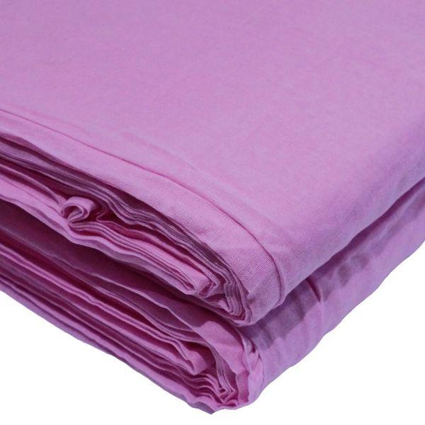 Full Voile Pink Dastar (Turban) 1