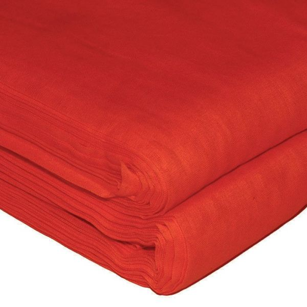 Full Voile Dark Orange Dastar (Turban) 1
