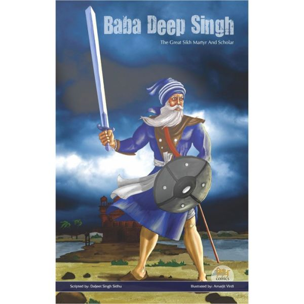 Baba Deep Singh Jee Graphic Novel 1