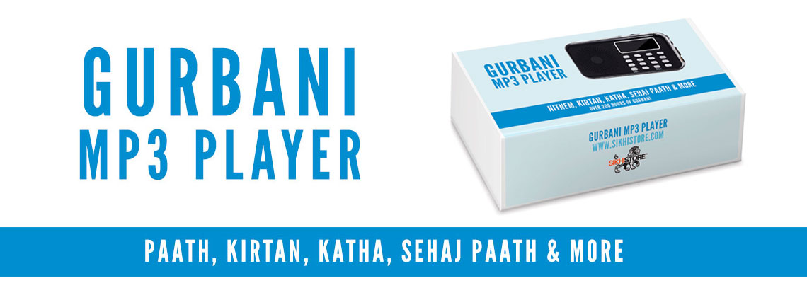 Buy Gurbani MP3 Radio Player