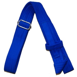 1 inch wide Royal Blue Adjustable Gatra