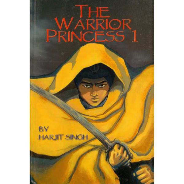 The Warrior Princess 1 1