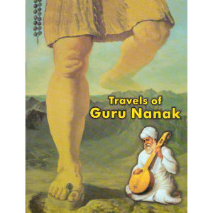 Travels of Guru Nanak Activity Book