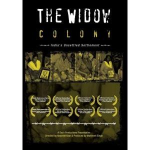 The Widow Colony DVD