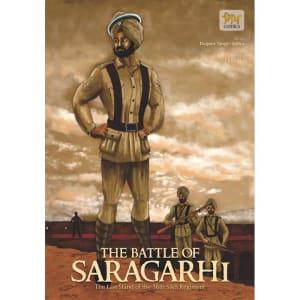 The Battle of Saragarhi Graphic Novel