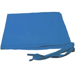 Sky Blue Patka with strings (Small)