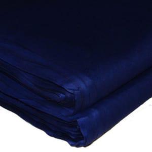 Rubia Navy Blue Dastar (Turban)