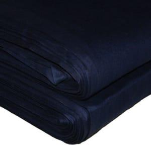 Full Voile Navy Blue Dastar (Turban)