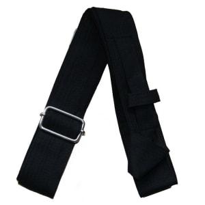 1.5 inch wide Black Adjustable Gatra