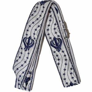 Decorative Blue Khanda Gatra