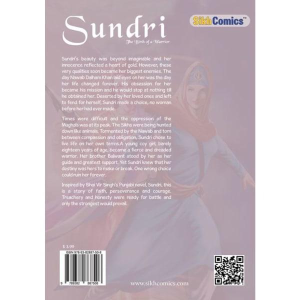Sundri Back Cover