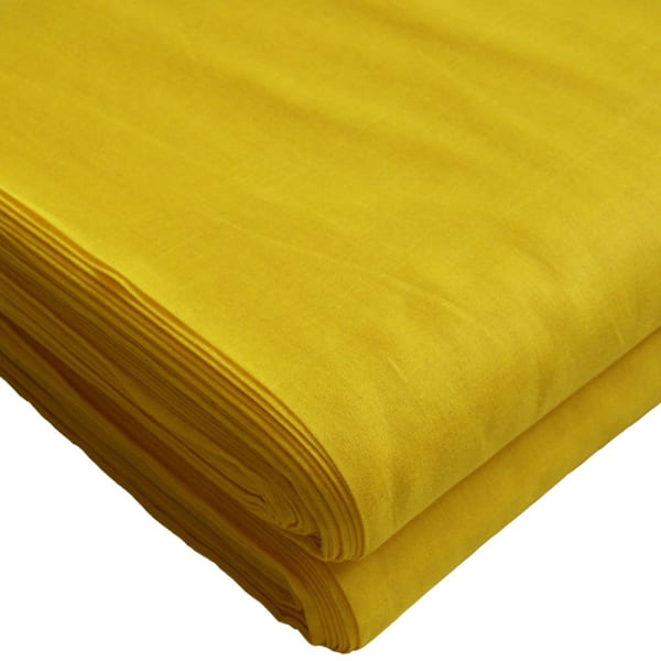 Rubia Yellow / Basanti Dastar (Turban) 1
