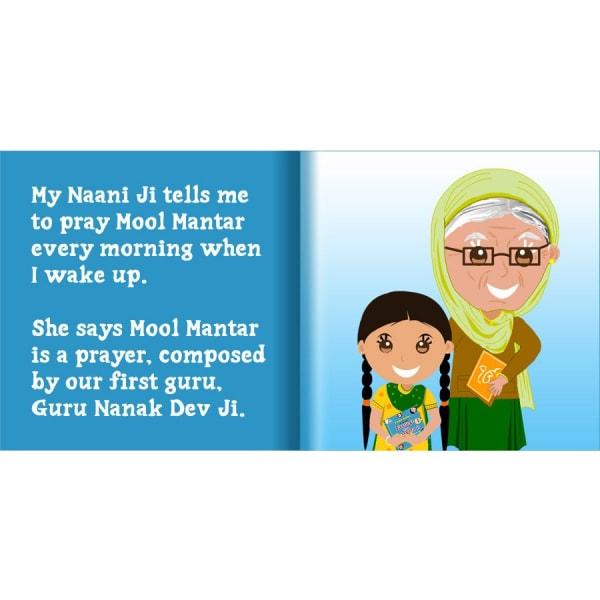 My little book of Mool Mantar 2