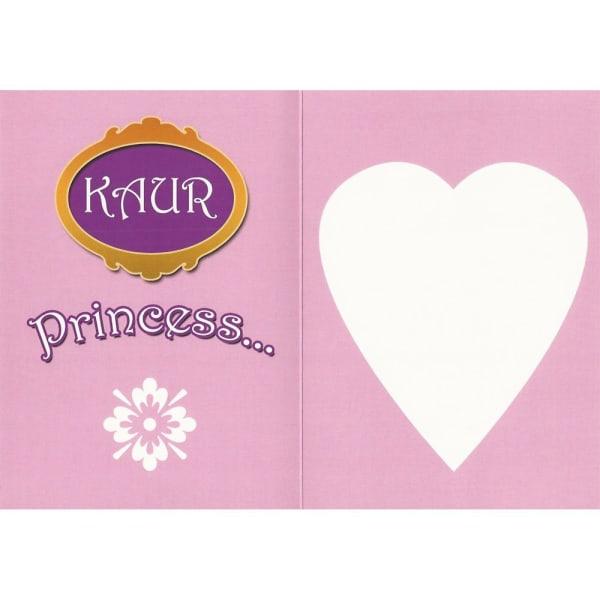 Happy Birthday Card – Kaur Princess 2