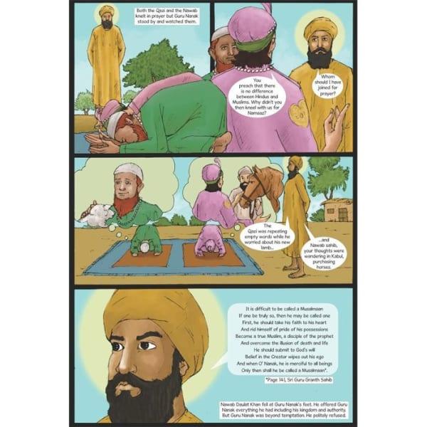 Guru Nanak Dev Jee Graphic Novel Volume 2 2