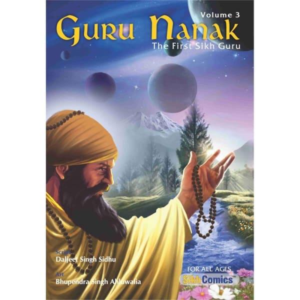 Guru Nanak Dev Jee Graphic Novel Volume 3 1