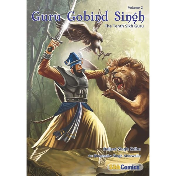 Guru Gobind Singh Jee Graphic Novel Volume 2 1