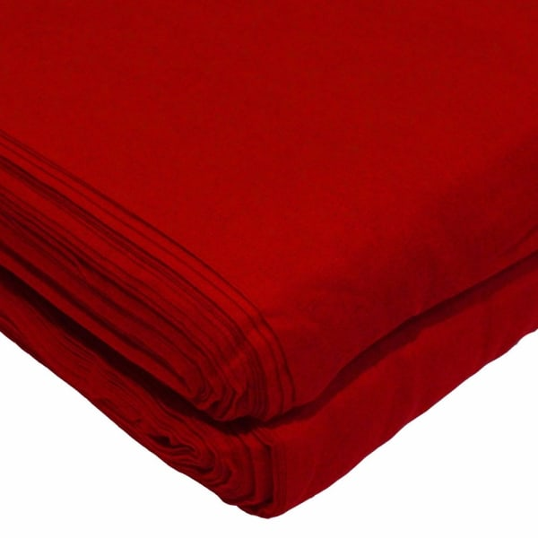 Full Voile Red Dastar (Turban) 1