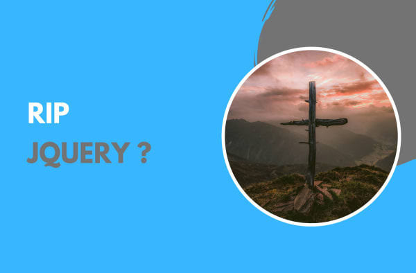 Adieu jQuery ? Bootstrap 5 annonce la tendance, retour d'expérience