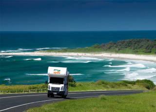 Mit dem Camper die australische Küste entlang
